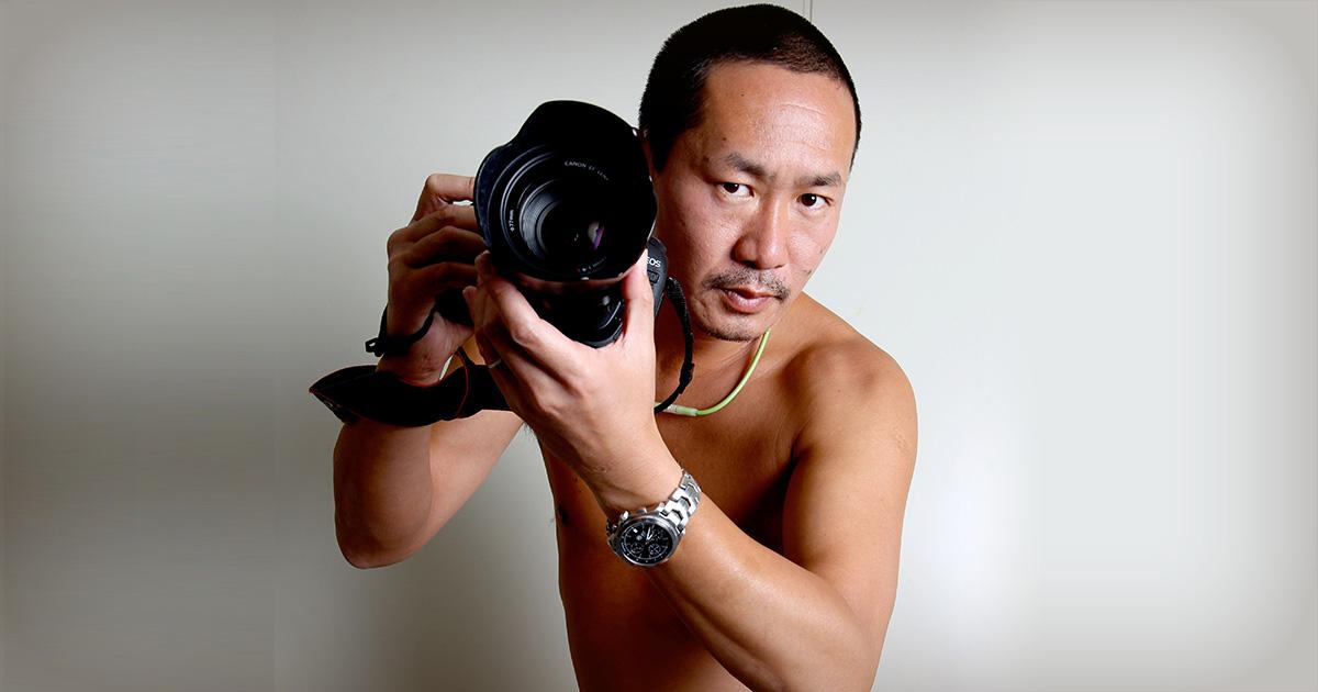 野澤亘伸(海パンカメラマン)