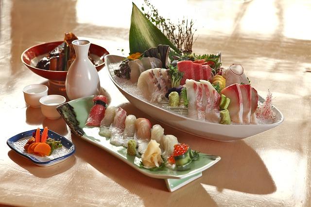 寿司・刺し身