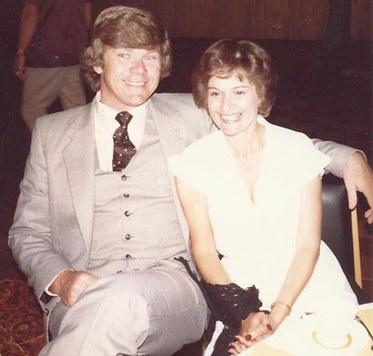 ジョン・コルコーランさんとキャシーさん