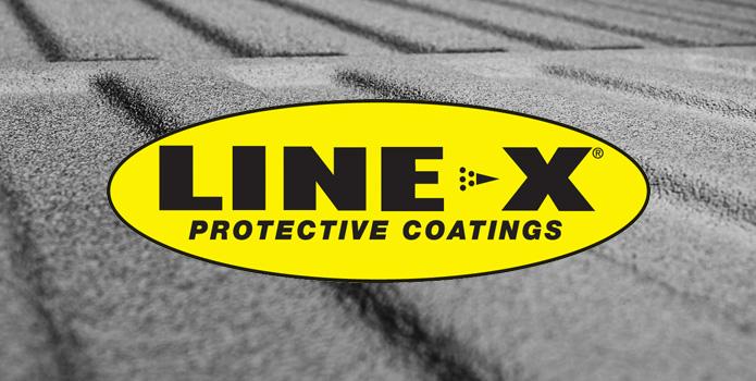 LINE-X(世界最強塗料)