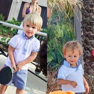 ロジャー・フェデラーの双子の息子