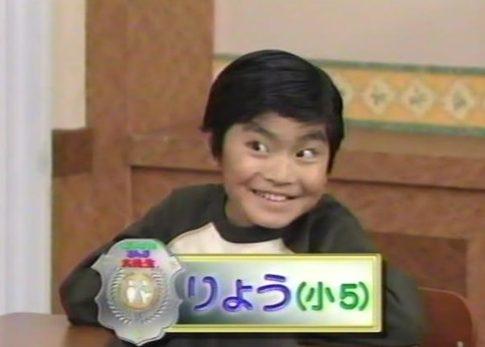 加藤諒の子役時代