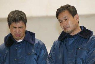 岩本光弘さんとニュースキャスターの辛坊治郎さん