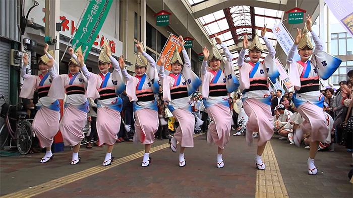延岡大師祭り