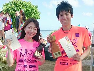 松本翔さんと松本美里さん