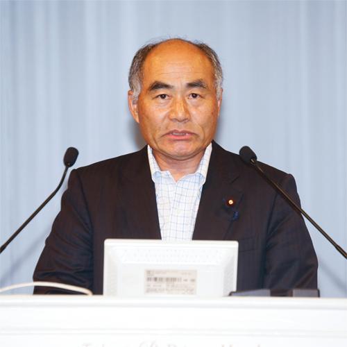 吉野正芳(復興大臣)