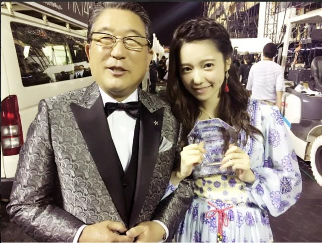 徳光和夫と島崎遥香