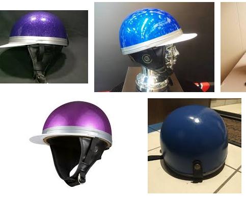 コルク製のヘルメットがコルク狩りに!