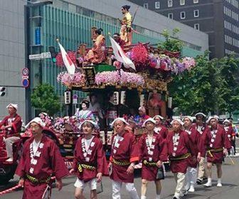 札幌祭り(北海道神宮祭)