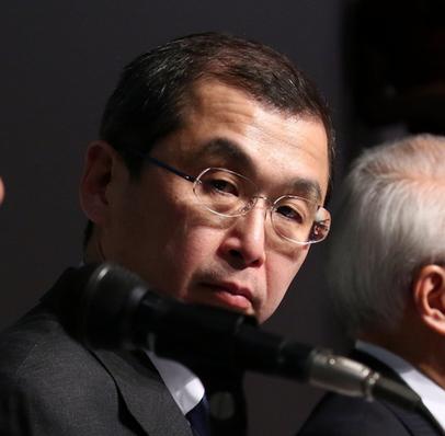 高田重久(タカタ会長兼社長)